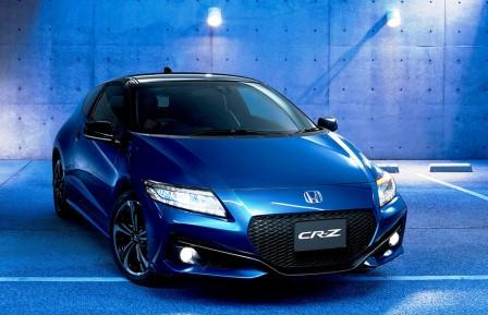 New Honda CR-Z Makassar
