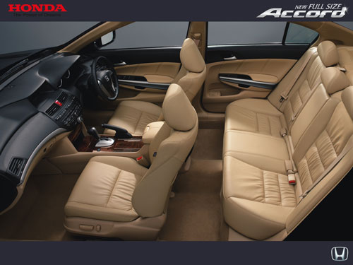 New Honda Accord Makassar
