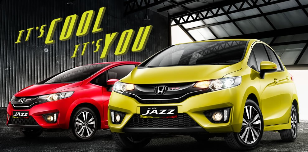 New Honda Jazz Makassar