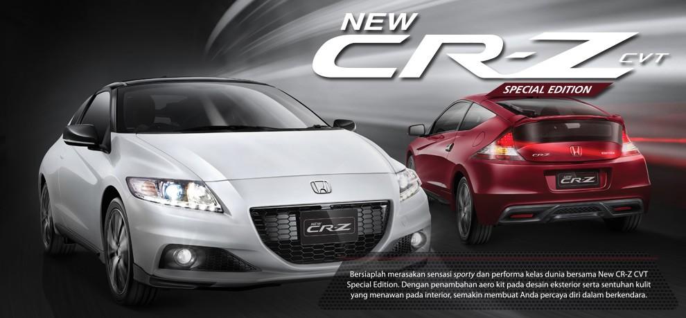 New Honda CR-Z Makassar