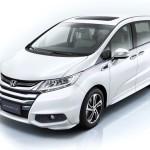 New Honda Odyssey Makassar