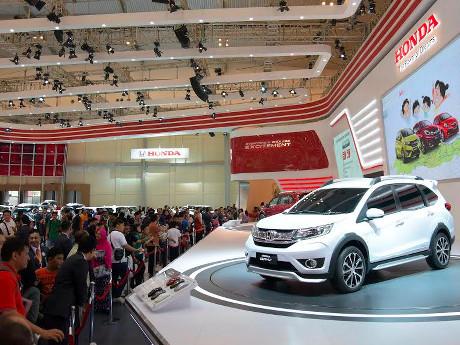 Berita Honda BRV Makassar