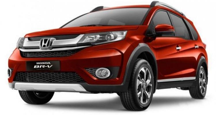 Honda BRV Makassar