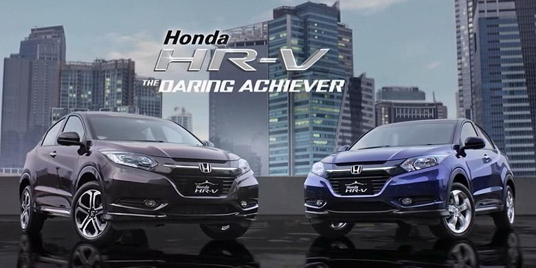Honda HRV Makassar