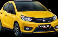 All New Honda BRIO STYA