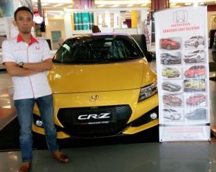 Marketing Honda Makassar